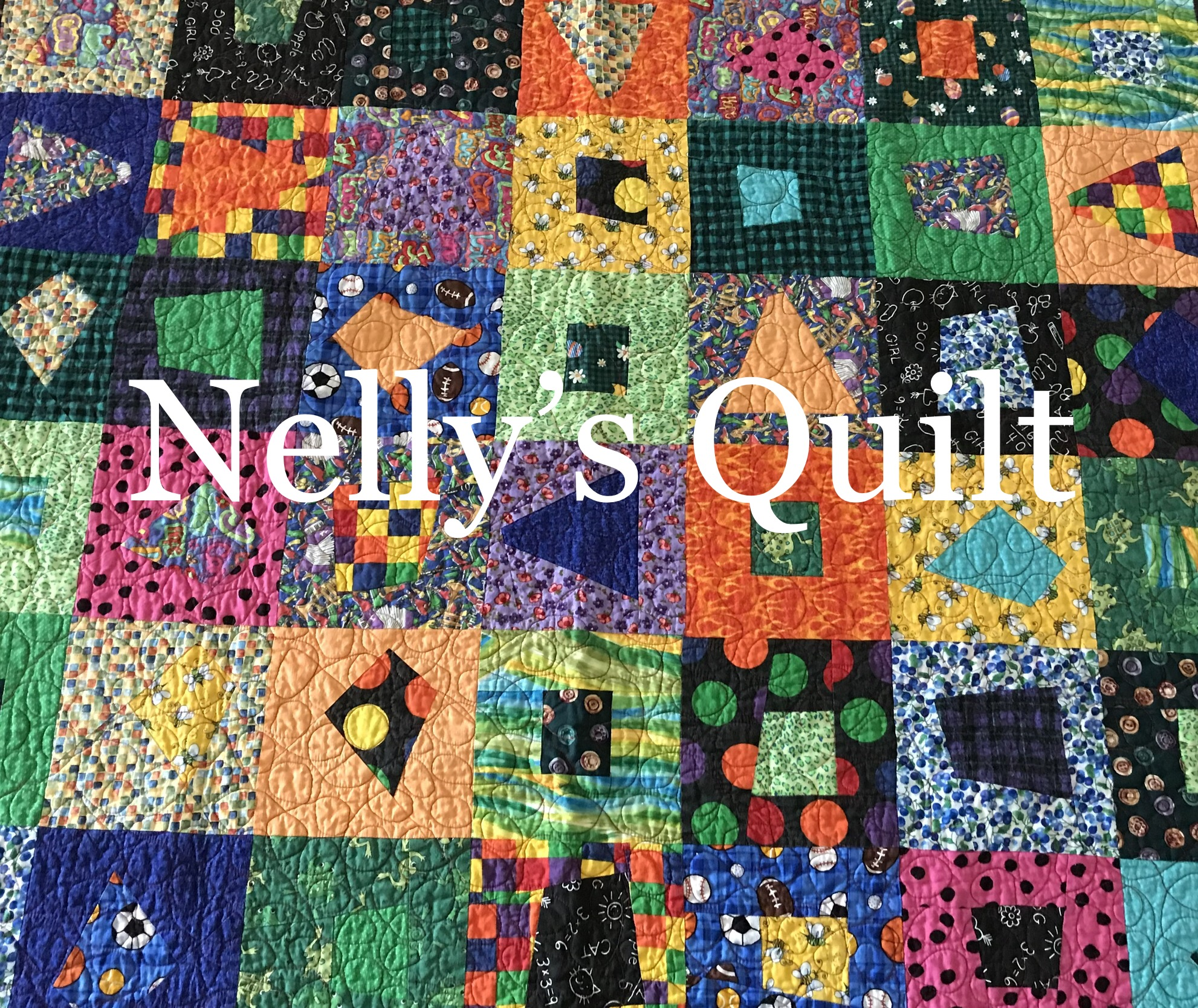 #40–Nelly has a story.