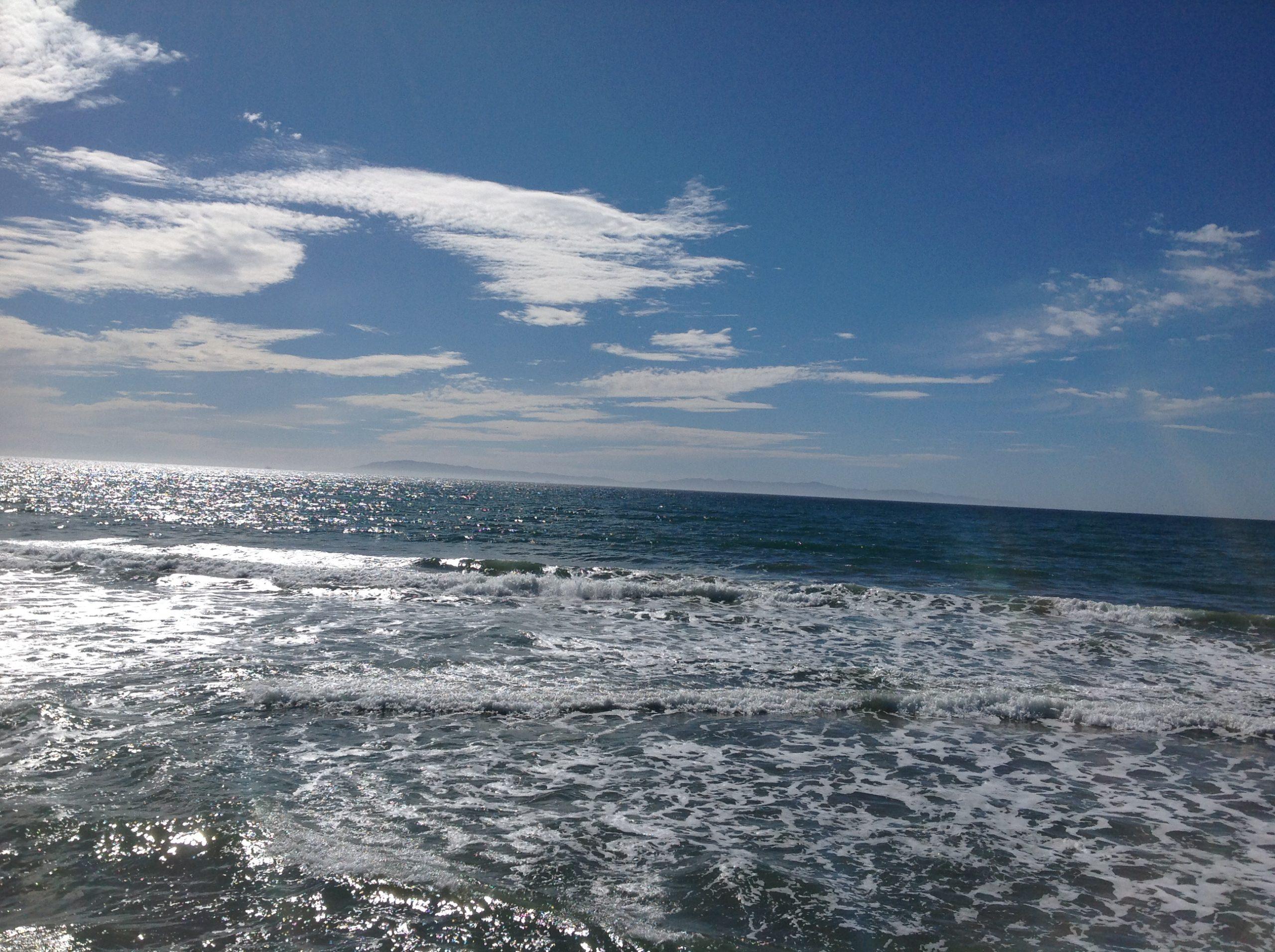 #55 The ocean speaks to me