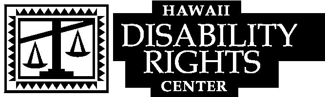 Hawaii Disability Rights Center-Logo