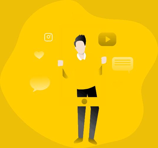 , Social Media Management, Become Digital Today
