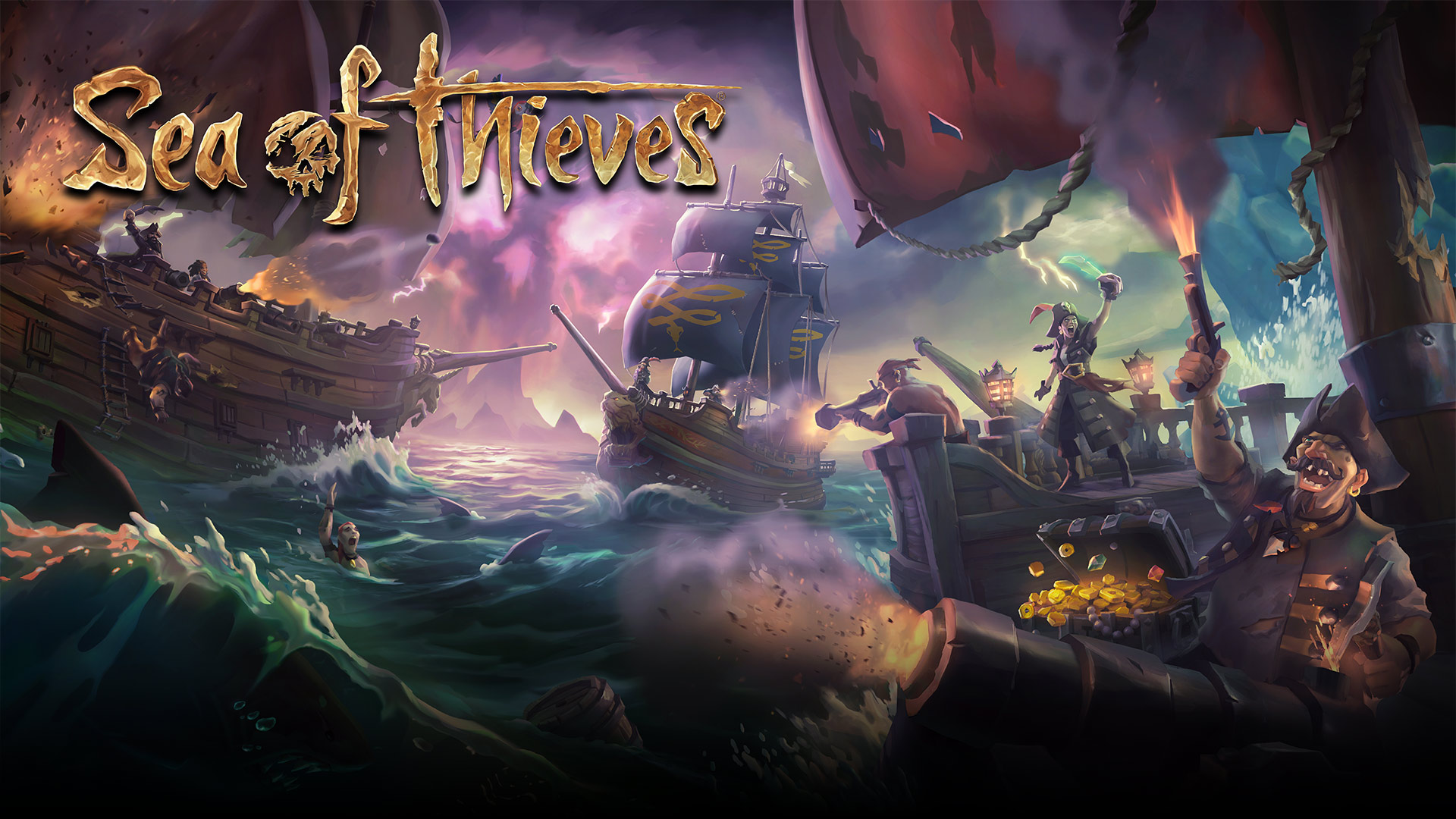 Imagem de Sea of Thieves