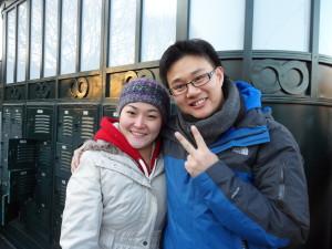 two ILI students