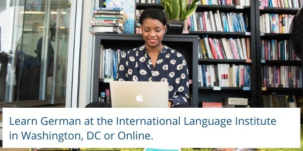 Learn German at ILI online