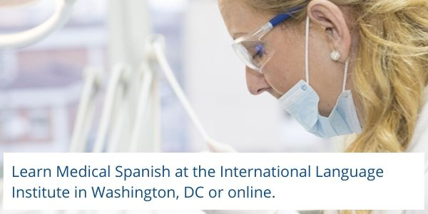 Learn Medical Spanish at ILI or online