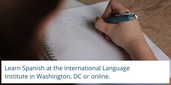 Learn Spanish in DC or online