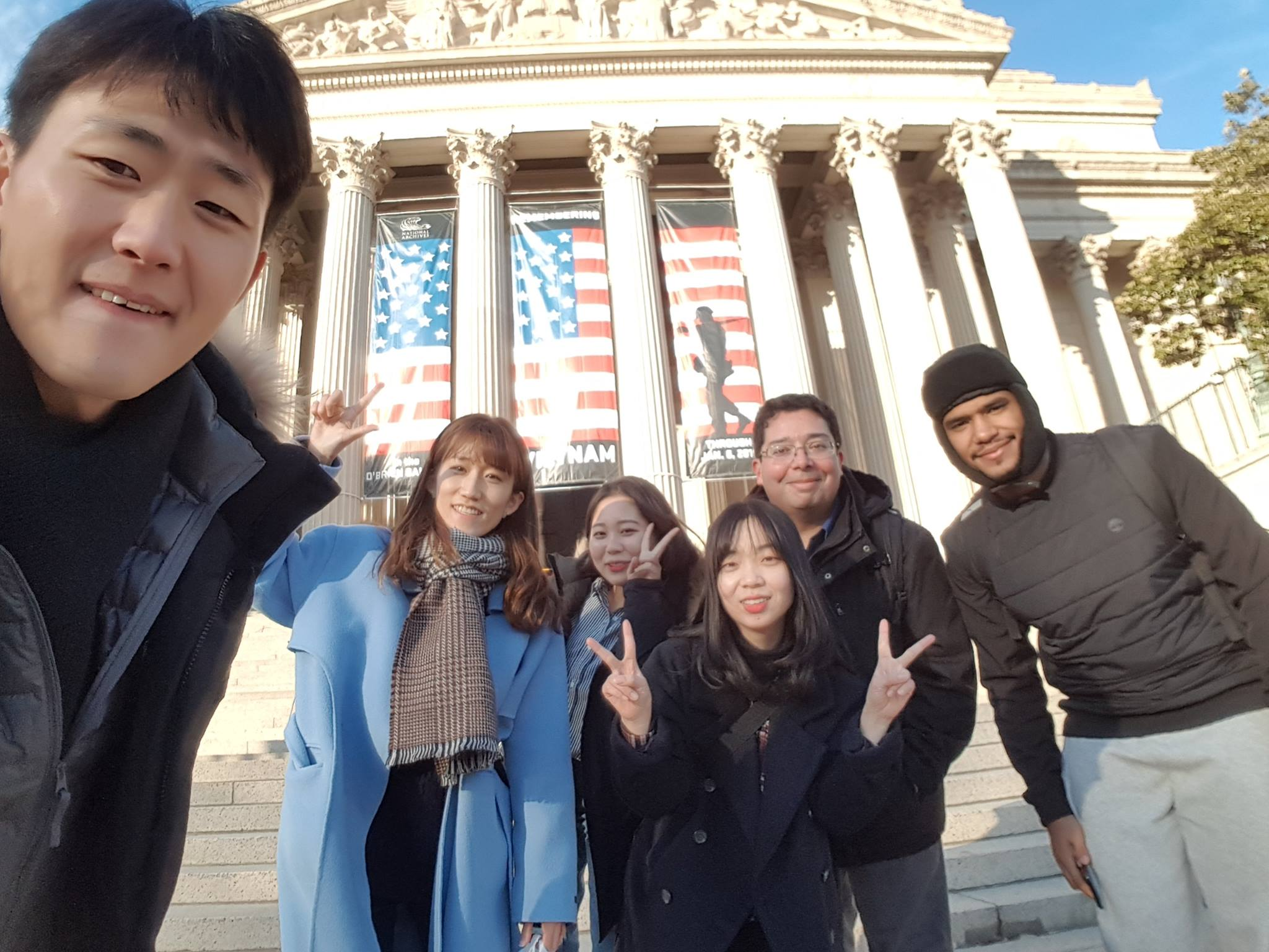 Study English in Washington DC