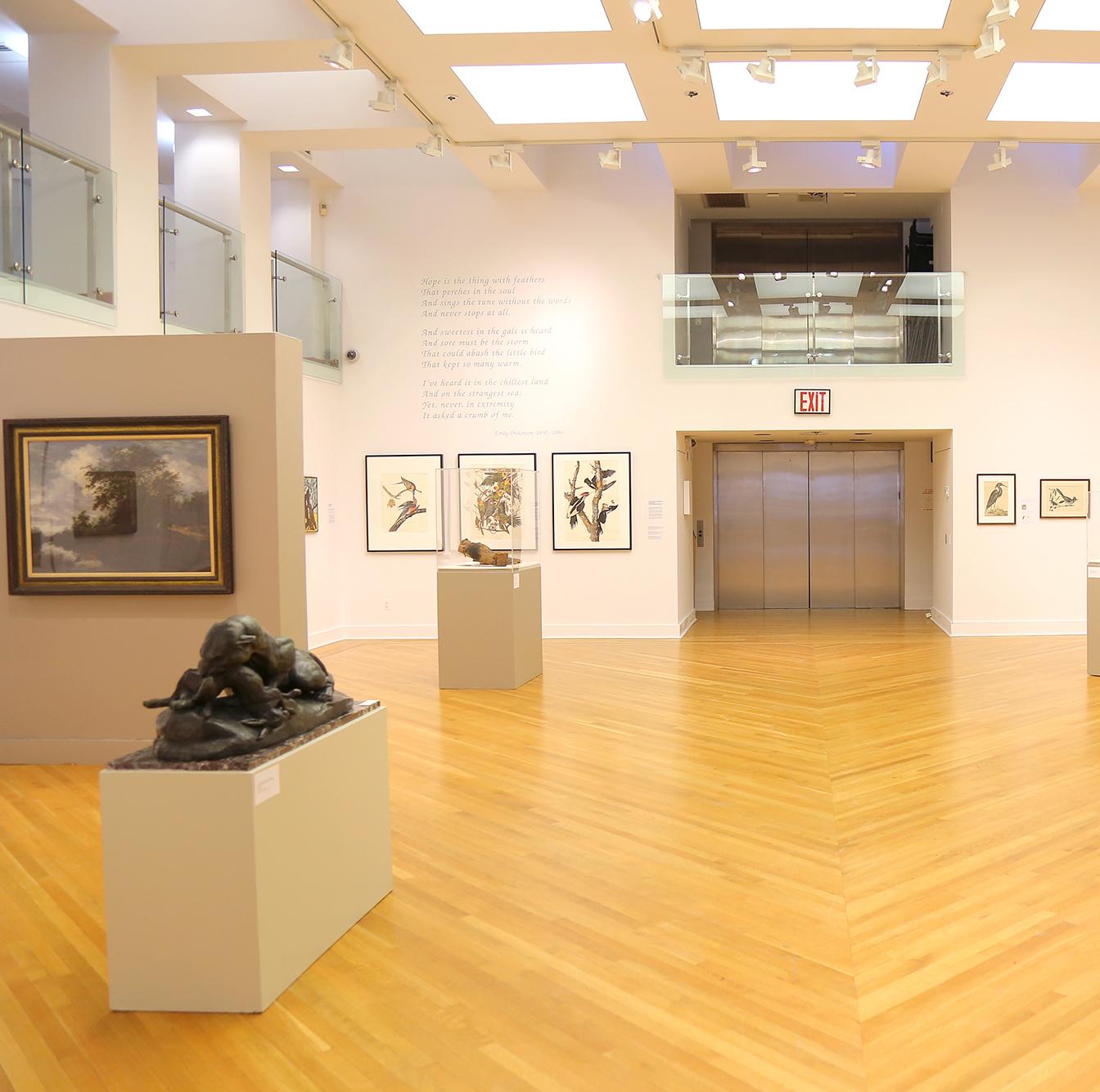 Godwin-Ternbach Museum at Queens College