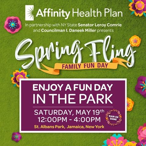 Spring Fling Family Fun Day