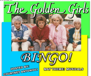 The Golden Girls Bingo @ QED | New York | United States