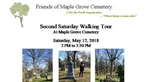 Second Saturday Walking Tour of Maple Grove Cemetery @ Maple Grove Cemetery | New York | United States
