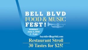 Bell Blvd Food and Music Fest @ New York | United States