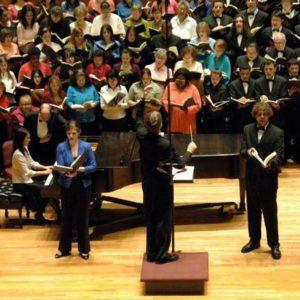 """Britten's """"War Requiem"""" in Performance @ Queens college   New York   United States"""