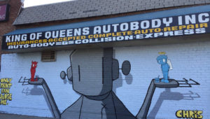 Street Art Walking Tour of Queens @ Clever Blend LIC   New York   United States