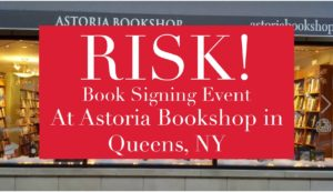 Kevin Allison on RISK! @ The Astoria Bookshop