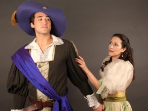 Hip to Hip Theatre - Shakespeare in the Garden @ Voelker Orth Museum