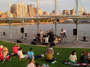 Woodside Summer Concert Series @ Seargent Collins Triangle