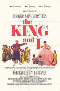 Movies Under the Stars: The King and I @ Athens Square