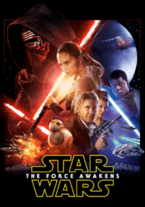 Star Wars: The Force Awakens (Part of Family Movies in the Park) @ Baisley Pond Park