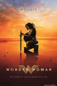 Movies Under the Stars: Wonder Woman @ The Unisphere, Flushing Meadows Corona Park