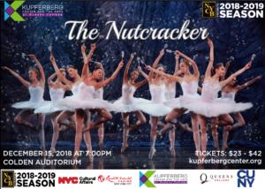 The Nutcracker @ Kupferberg Center for the Arts