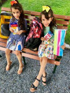 Blessing of the Backpacks L.I.C/Astoria @ Trinity Lutheran Church L.I.C./Astoria