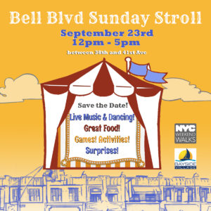 Bell Blvd Sunday Stroll 2018 @ Between 38th & 41st avenues | New York | United States