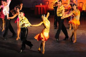 Ballroom With A Twist @ Queensborough Performing Arts Center