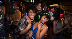 $5 Outdoor Beer Garden Silent Disco @ Bohemian Hall & Beer Garden | New York | United States