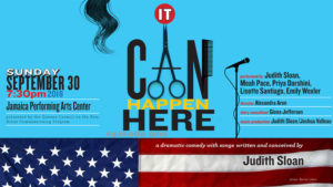 It Can Happen Here @ Jamaica Performing Arts Center | New York | United States