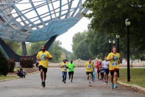 Global Kids 5K Run/Walk/Push @ Flushing Meadows Park | New York | United States