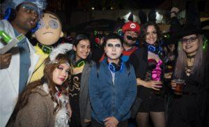 Halloween Quiet Clubbing at Studio Square! @ The Garden at Studio Square | New York | New York | United States