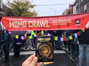 7th Annual Momo Crawl New York 2018 @ Diversity Plaza, Queens, New York