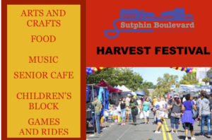 2nd Annual SBID Harvest Festival @ Sutphin Blvd | New York | United States