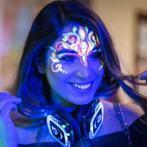 Glow in the Dark Madness! @ Bohemian Hall & Beer Garden | New York | United States