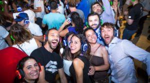 $5 Silent Disco Beer Garden Dance Party @ Katch Astoria | New York | United States