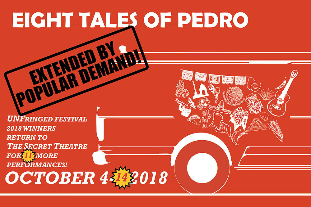 Eights Tales of Pedro