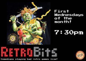 Retro Bits Video Game Comedy Show! @ Q.E.D. | New York | United States