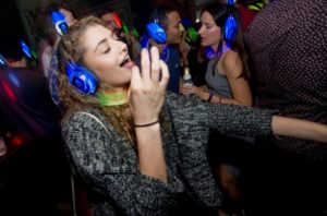 $5 Silent Disco Beer Garden Dance Party @ Studio Square | New York | United States