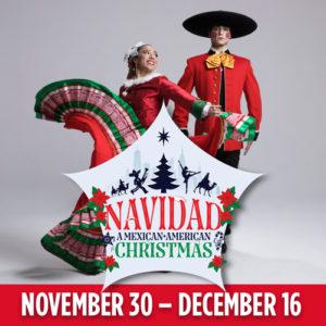 Navidad: A Mexican-American Christmas, by Calpulli Mexican Dance Company @ Thalia Spanish Theatre | New York | United States