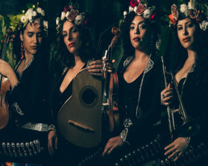 Flor De Toloache @ Flushing Town Hall | New York | United States