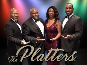 The Platters with Special Guest Bradd Marquis @ Queensborough Performing Arts Center | New York | United States