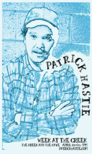 Patrick Hastie - Week At The Creek @ The Creek and The Cave | New York | United States