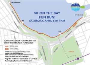 5K on the Bay Fun Run @ Flushing Bay Promenade at the World's Fair Marina | New York | United States