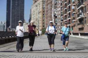 City Parks Foundation - Seniors Fitness @ Astoria Park Tennis Courts | New York | United States