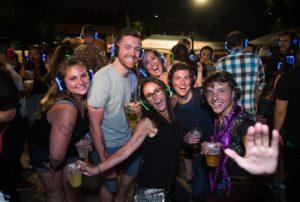 Beer Garden Silent Disco Party @ Bohemian Hall & Beer Garden | New York | United States
