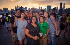 Summer Sunset Family Silent Disco @ LIC Landing | New York | United States