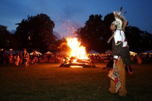 41st Annual Thunderbird American Indian Powwow @ Queens County Farm Museum | New York | United States