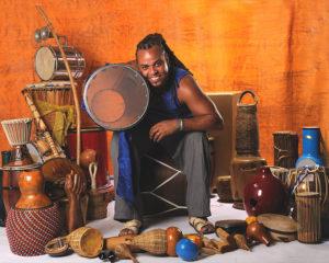 Full Moon Afro-Brazilian Drum Circle @ Flushing Town Hall | New York | United States