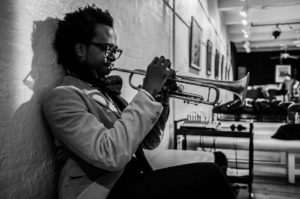 Jonathan Finlayson - Jamaica Downtown Festival @ Jamaica Arts Center theater | New York | United States