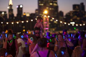 Free Sunset Silent Disco @ LIC Landing | New York | United States